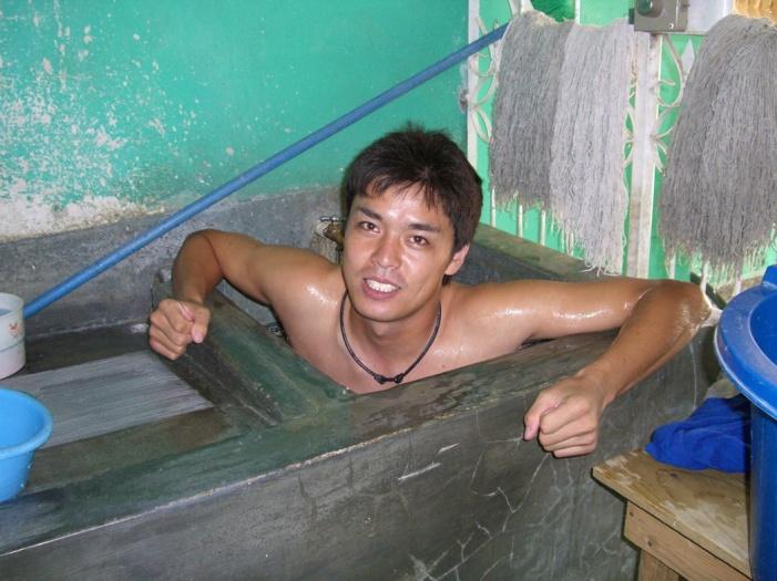 2006年7月。Yojiついにホンジュラスに帰る!! 037