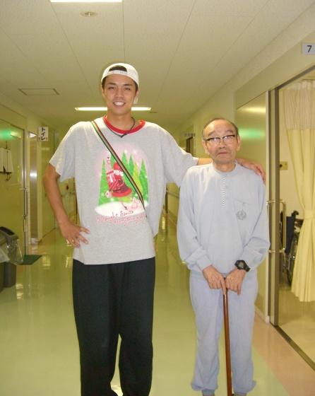 2006年7月。Yojiついにホンジュラスに帰る!! 005