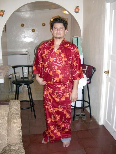 2006年7月。Yojiついにホンジュラスに帰る!! 012