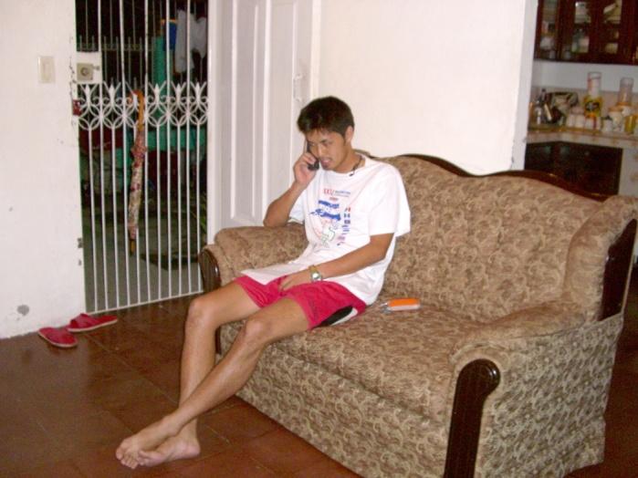 2006年9月。Yojiついにホンジュラスに帰る!! 046