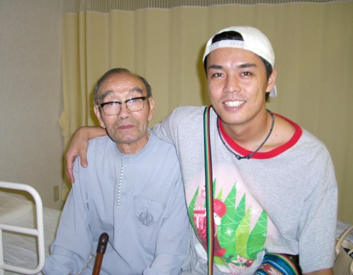 2006年7月。Yojiついにホンジュラスに帰る!! 004