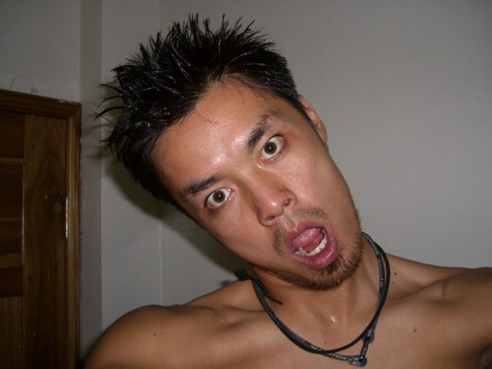 2006年10月。Yojiついにホンジュラスに帰る!! 005