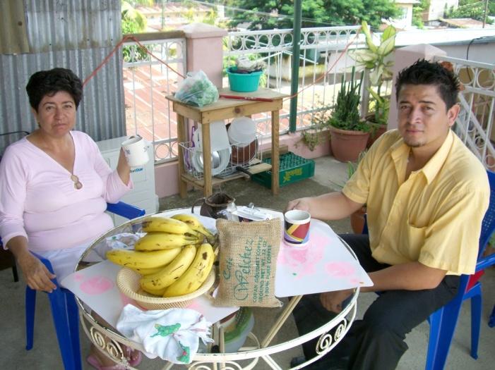 2006年10月。Yojiついにホンジュラスに帰る!! 041