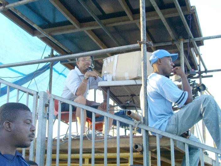 2006年11、12月。ジャマイカ最強チームの一つ「Port more United」合流!! 081