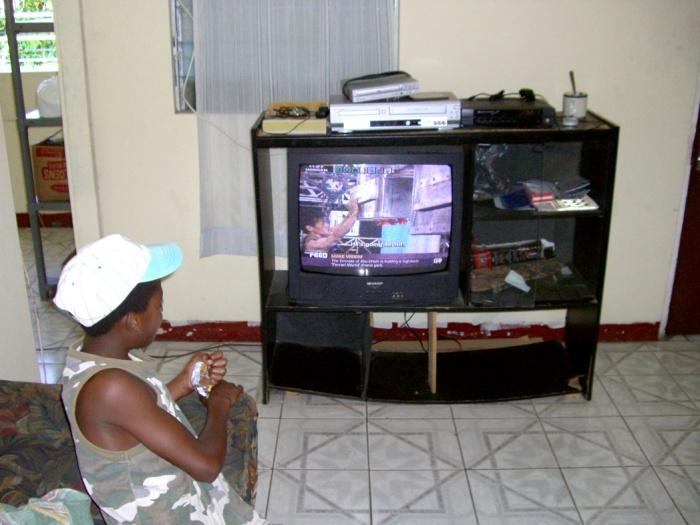 2006年11、12月。ジャマイカ最強チームの一つ「Port more United」合流!! 057