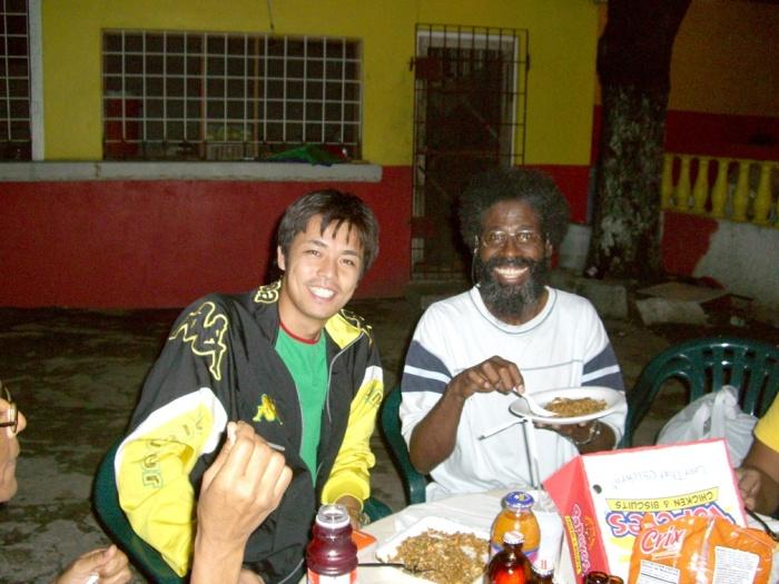 2006年11、12月。ジャマイカ最強チームの一つ「Port more United」合流!! 038