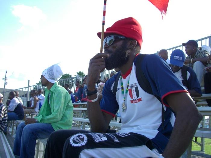 2006年11、12月。ジャマイカ最強チームの一つ「Port more United」合流!! 074