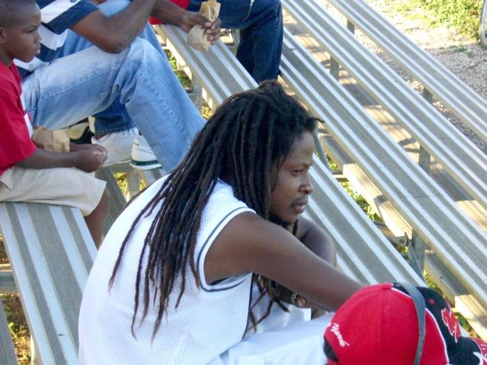 2006年11、12月。ジャマイカ最強チームの一つ「Port more United」合流!! 076