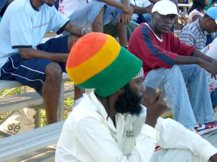 2006年11、12月。ジャマイカ最強チームの一つ「Port more United」合流!! 077