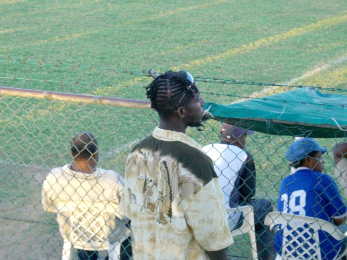 2006年11、12月。ジャマイカ最強チームの一つ「Port more United」合流!! 079