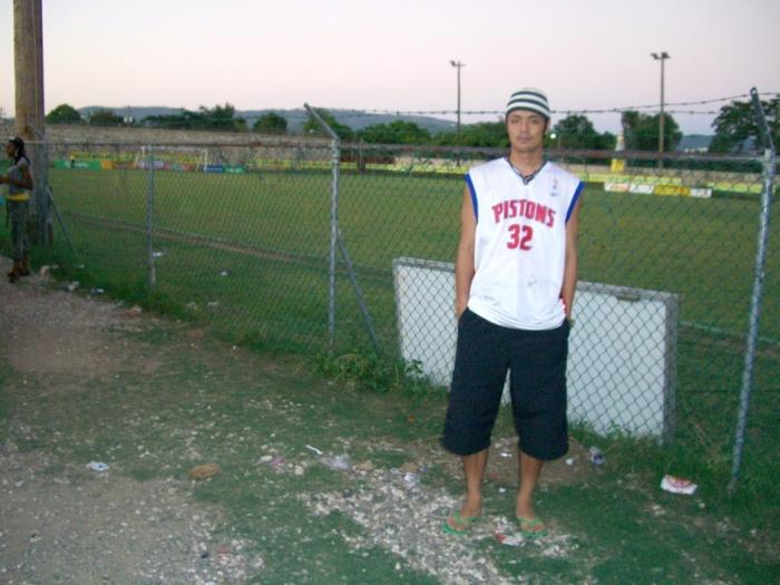 2006年11、12月。ジャマイカ最強チームの一つ「Port more United」合流!! 092