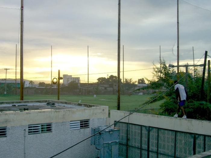2006年11、12月。ジャマイカ最強チームの一つ「Port more United」合流!! 022