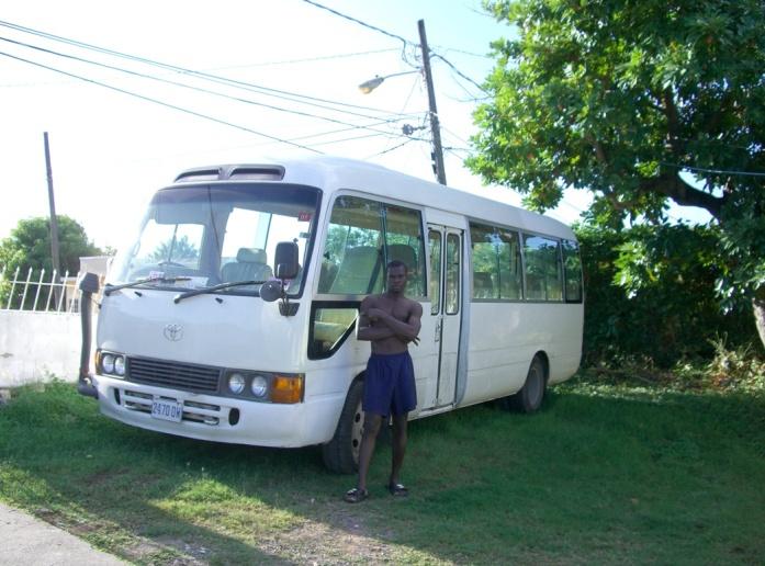 2006年11、12月。ジャマイカ最強チームの一つ「Port more United」合流!! 045