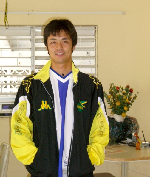 2006年11月23日。人生を賭けて…。Jamaica初上陸!!! 023