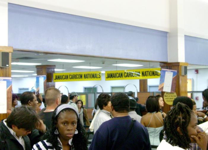 2006年11月23日。人生を賭けて…。Jamaica初上陸!!! 018