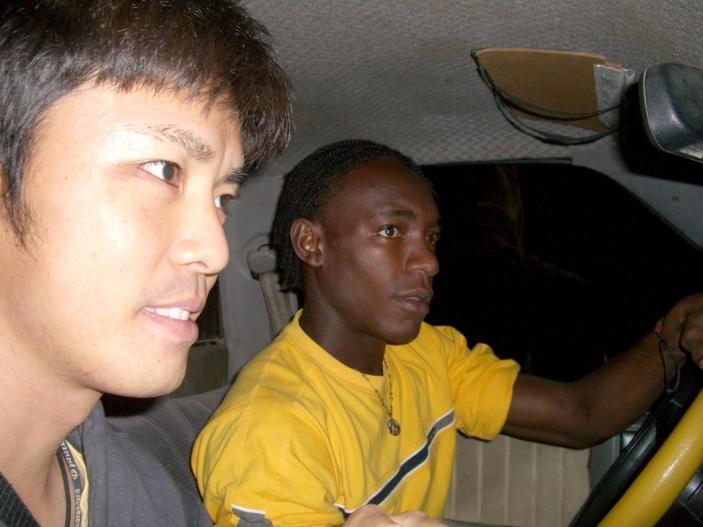 2006年11月23日。人生を賭けて…。Jamaica初上陸!!! 003