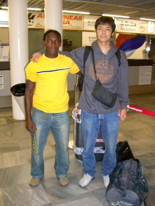 2006年11月23日。人生を賭けて…。Jamaica初上陸!!! 004