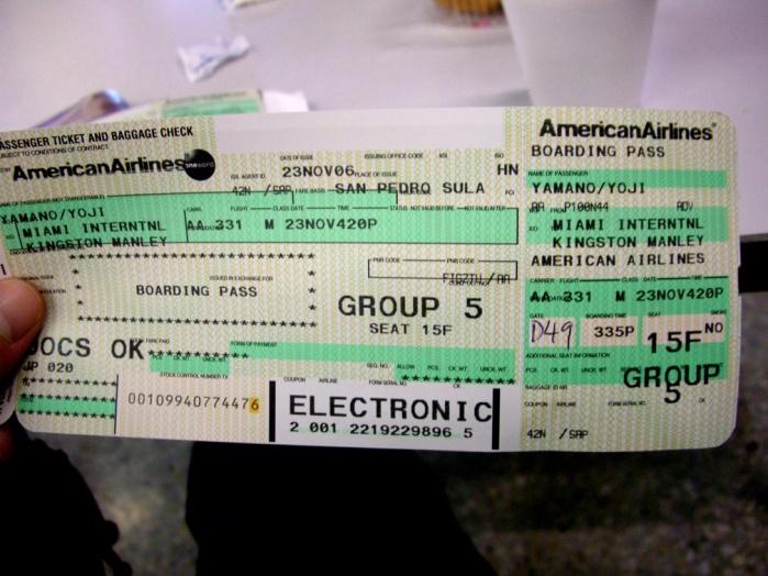 2006年11月23日。人生を賭けて…。Jamaica初上陸!!! 011
