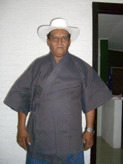 2006年9月。Yojiついにホンジュラスに帰る!! 035