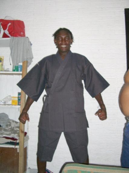 2006年9月。Yojiついにホンジュラスに帰る!! 036
