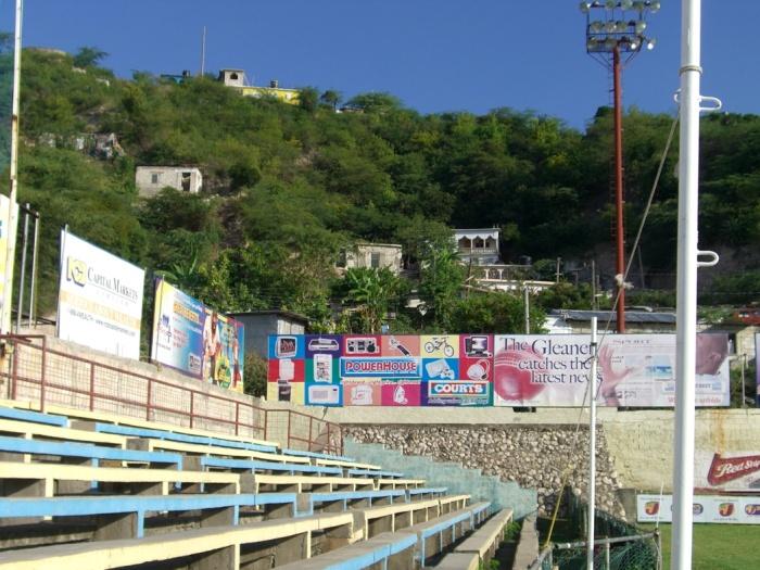 2006年12月!ジャマイカ最強チームの一つ「Harbour View」合流&ジャマイカとの、しばしのお別れ!! 012