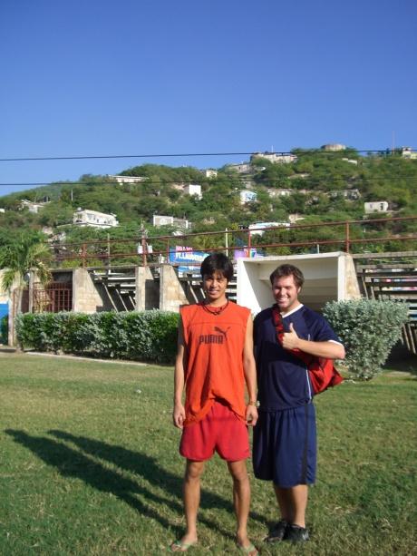 2006年12月!ジャマイカ最強チームの一つ「Harbour View」合流&ジャマイカとの、しばしのお別れ!! 004