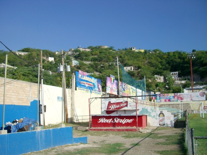 2006年12月!ジャマイカ最強チームの一つ「Harbour View」合流&ジャマイカとの、しばしのお別れ!! 007