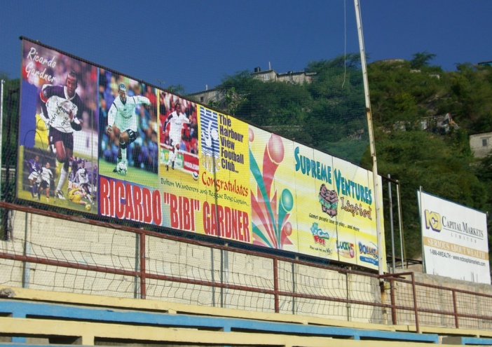 2006年12月!ジャマイカ最強チームの一つ「Harbour View」合流&ジャマイカとの、しばしのお別れ!! 010