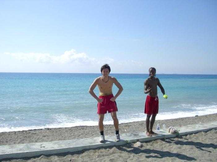 2006年12月!ジャマイカ最強チームの一つ「Harbour View」合流&ジャマイカとの、しばしのお別れ!! 024