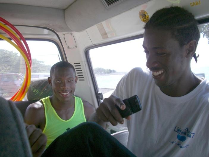 2006年12月!ジャマイカ最強チームの一つ「Harbour View」合流&ジャマイカとの、しばしのお別れ!! 034