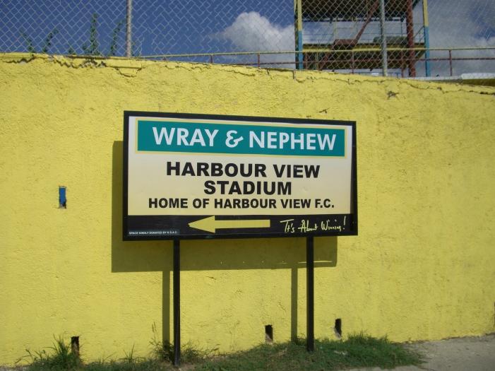 2006年12月!ジャマイカ最強チームの一つ「Harbour View」合流&ジャマイカとの、しばしのお別れ!! 033
