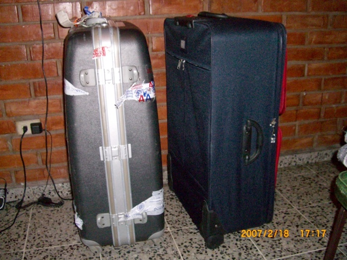 2007年2月。「パナマ行き」前日…。さらば、ホテル南京!! 027