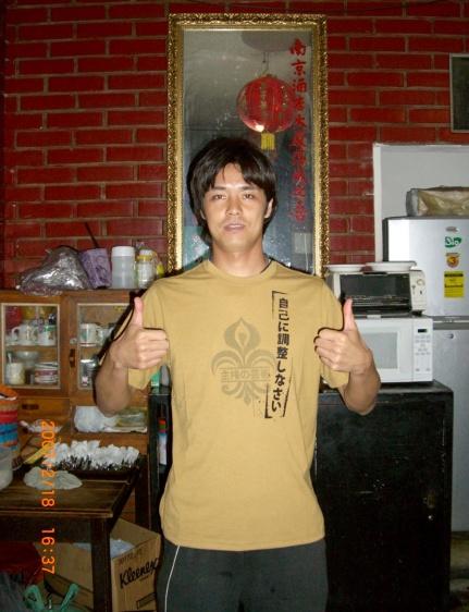 2007年2月。「パナマ行き」前日…。さらば、ホテル南京!! 026