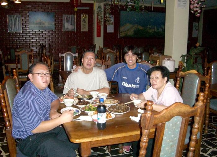 2007年2月!!首都Tegucigalpa・ホテル南京での生活!!&デジカメを取り戻すため、1ヶ月ぶりにPr (49)