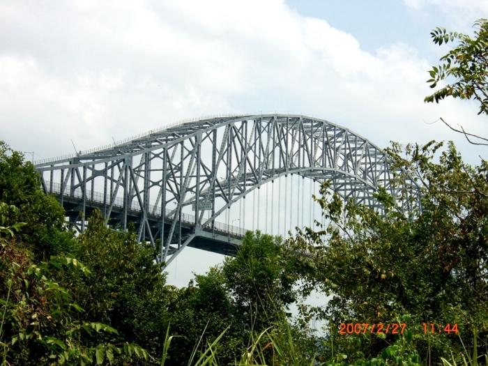 2007年2月。ついに上陸!パナマの首都パナマ・シティー!! 054