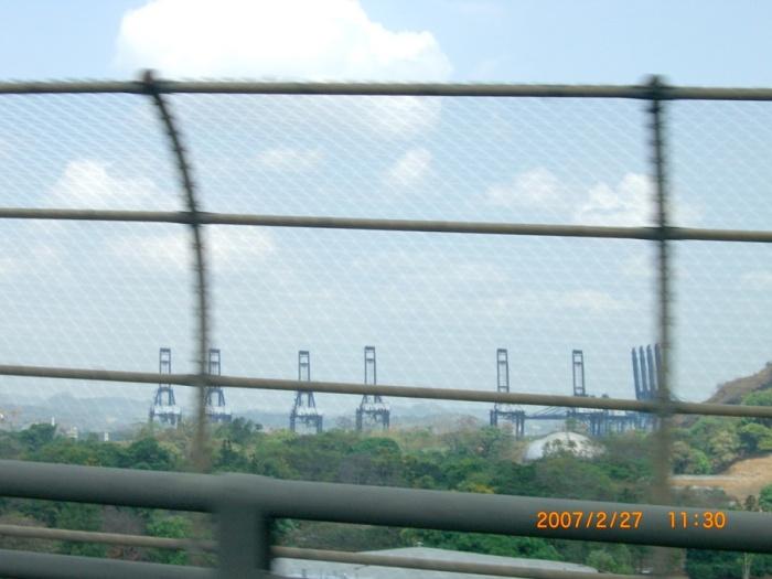 2007年2月。ついに上陸!パナマの首都パナマ・シティー!! 031