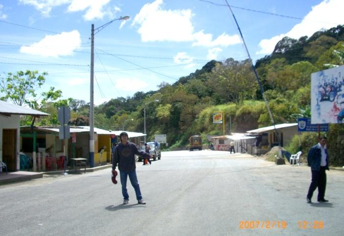 2007年2月19日(月)。ついに「パナマ行き」当日!「TICA BUSツアー」スタート!無事、Nicarag (10)