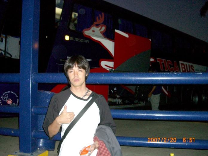 2007年2月19日(月)~ホンジュラス→ニカラグア→コスタリカ→…ついに上陸パナマ!! 001