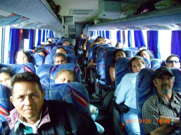 2007年2月19日(月)~ホンジュラス→ニカラグア→コスタリカ→…ついに上陸パナマ!! 026