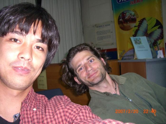 2007年2月19日(月)~ホンジュラス→ニカラグア→コスタリカ→…ついに上陸パナマ!! 036