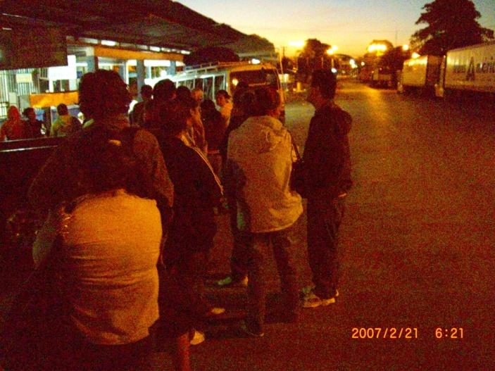 2007年2月19日(月)~ホンジュラス→ニカラグア→コスタリカ→…ついに上陸パナマ!! 038