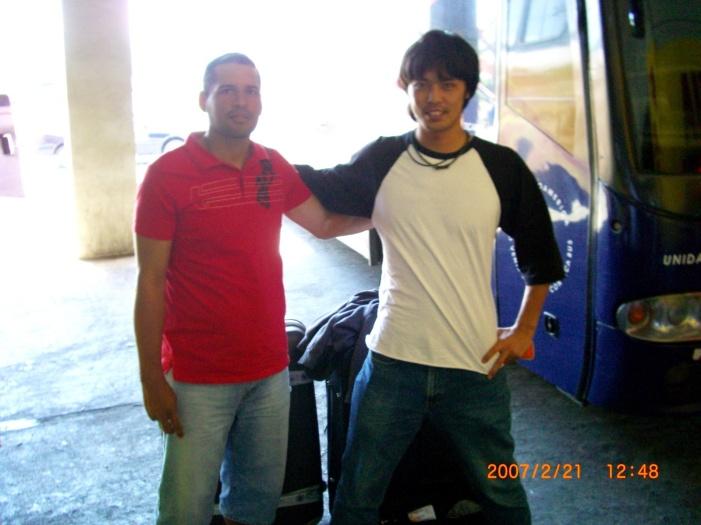 2007年2月19日(月)~ホンジュラス→ニカラグア→コスタリカ→…ついに上陸パナマ!! 050