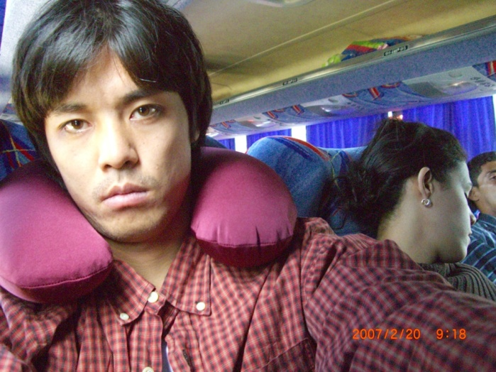 2007年2月19日(月)~ホンジュラス→ニカラグア→コスタリカ→…ついに上陸パナマ!! 007