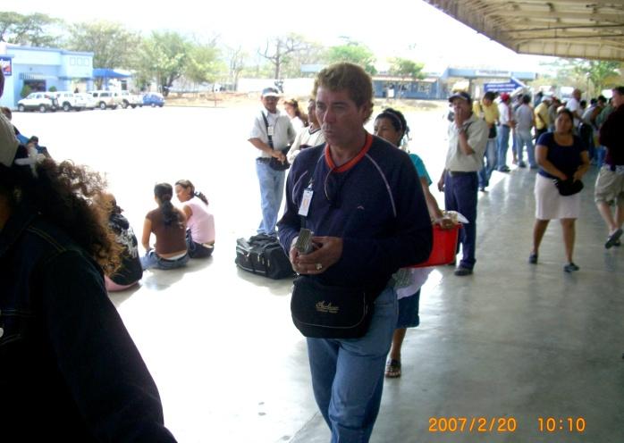 2007年2月19日(月)~ホンジュラス→ニカラグア→コスタリカ→…ついに上陸パナマ!! 013