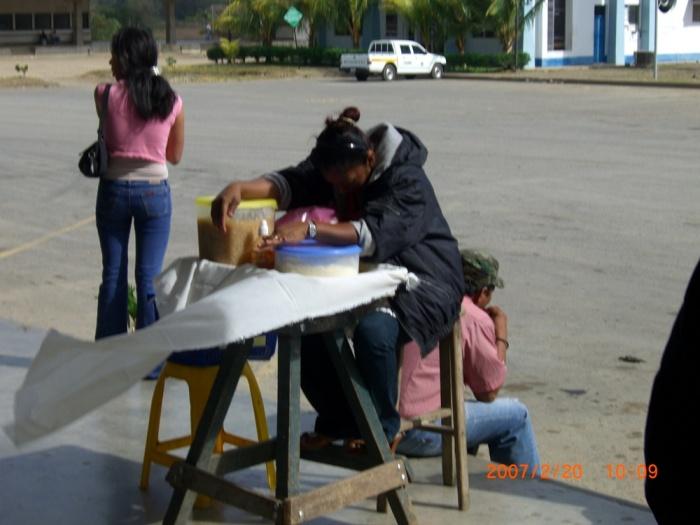 2007年2月19日(月)~ホンジュラス→ニカラグア→コスタリカ→…ついに上陸パナマ!! 011