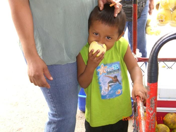 2007年2月19日(月)~ホンジュラス→ニカラグア→コスタリカ→…ついに上陸パナマ!! 019