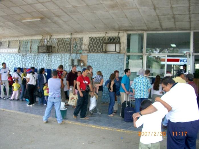 2007年2月19日(月)~ホンジュラス→ニカラグア→コスタリカ→…ついに上陸パナマ!! 023