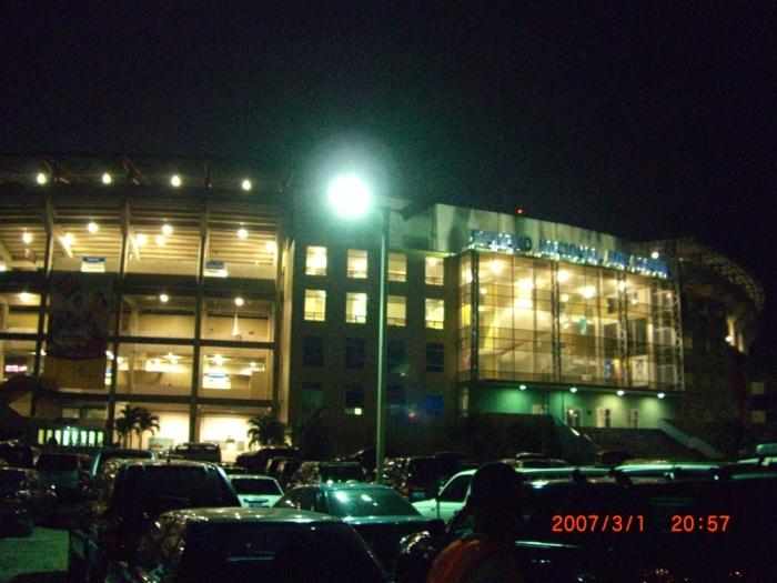 2007年2月。パナマ・シティーで野球観戦!!などなど…。 065