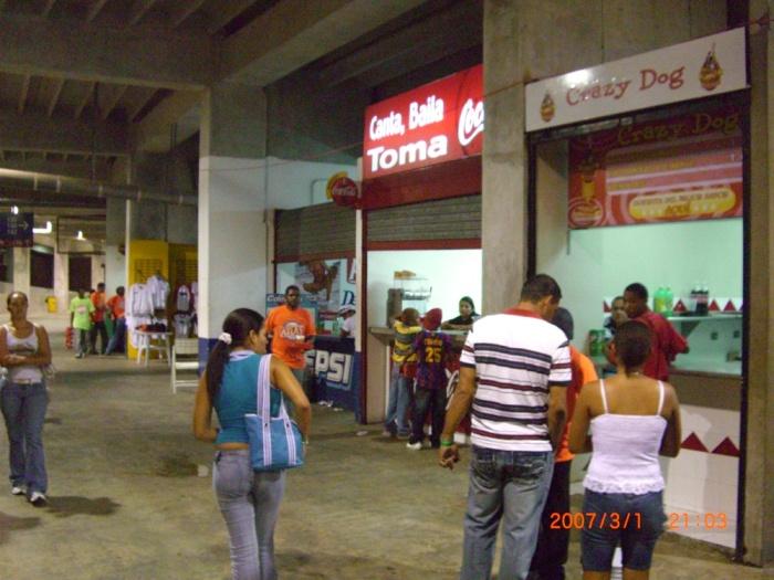 2007年2月。パナマ・シティーで野球観戦!!などなど…。 069