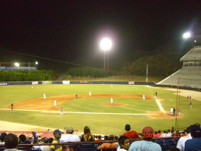 2007年2月。パナマ・シティーで野球観戦!!などなど…。 075